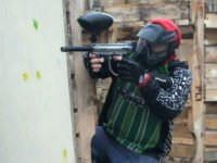 Basic paintball pack, 100 balls, Córdoba