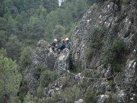 在Beneixama攀登(Barranc de Santxet)