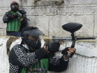 Paintball pack completo 300 bolas, Córdoba