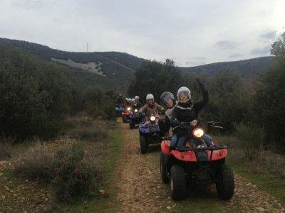 Ruta en Quads por Los Montes de Toledo