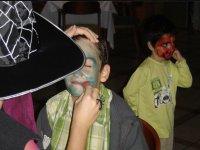 pintando a los peques