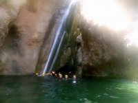 Canyoning in Canaletes Canyon for Adults Fee