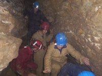 Exploracion de cuevas