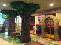 Parque de juegos infantiles en Palma