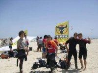 Campamentos de kitesurf