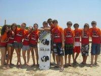Kitecamps en Tarifa