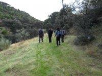 Villaviciosa Camping Route