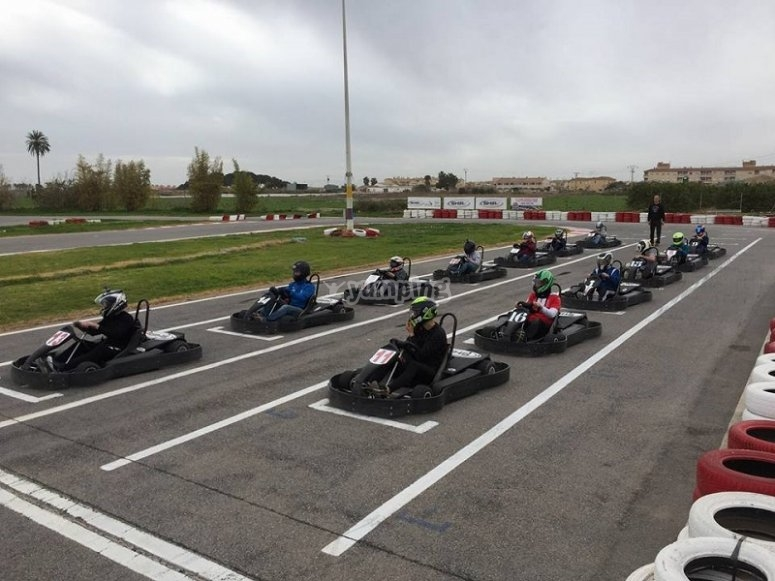 Drivers in formation