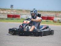 Karting race in San Javier