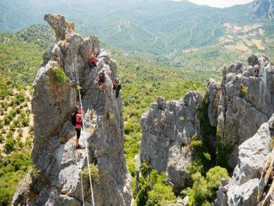Cumbres del Sur Vía Ferrata