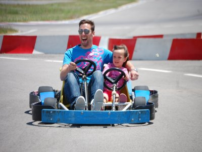 Karting a due posti categoria, San Javier, 8 minuti