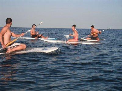 Supaddict Escola Catalana de Paddle Surf Despedidas de Soltero