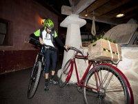 Le bici da MTB in pista sono