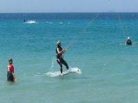 学习练习风筝