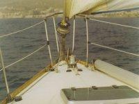 Ruta en barco en Cantabria