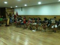 Campamento de música en Valladolid