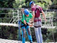 Preparazione per il salto