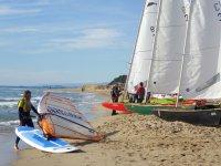 Aprende a navegar en Altafulla