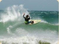 冲浪的最佳波
