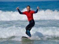 escuela de surf conil