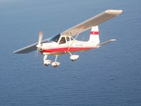 avion ligero ultima generacion
