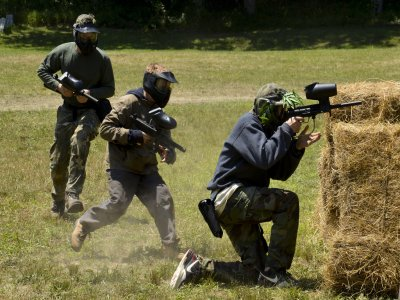 Zahara Catur Paintball