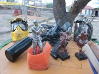 Trofeos de paintball