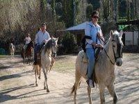 Rutas a caballo en Cadiz