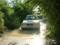 excursion en 4x4