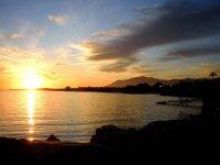El atarceder en la Costa del Sol