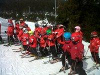 ski course for children