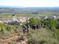 农村房屋3天+ Penedes徒步旅行