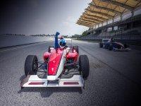 Experiencia en coche de carreras