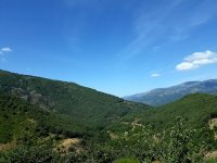 Vistas Valle del Jerte
