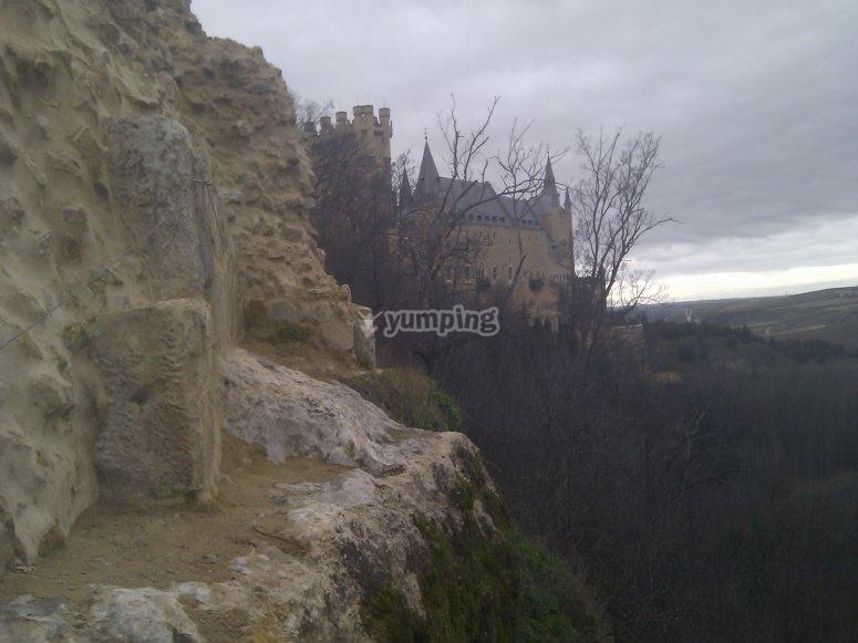 Gymkana tematica Segovia