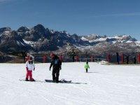 aprendiendo snowboard