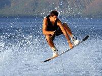 Wakeboarding in Corralejo