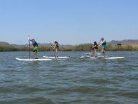 Sinking the shovels in the Mar Menor