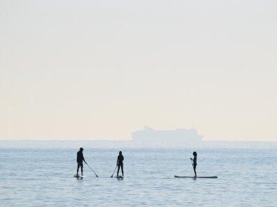 Fuerteventura Kiteschool Paddle Surf