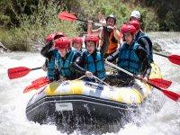 Rafting en el Genil