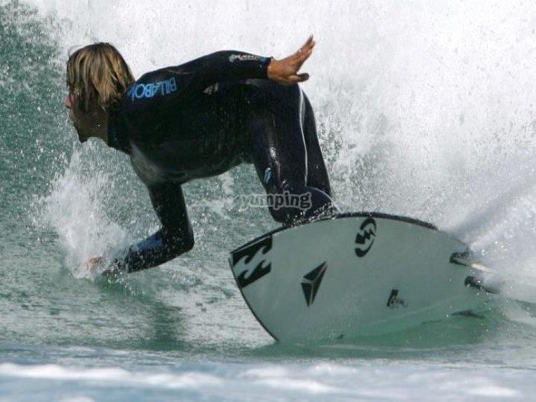 Surf in Salinas