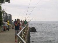 La Pesca con boya