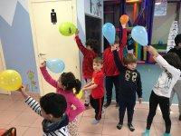 Trabajando con globos