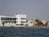 Zona deportes nauticos