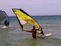 Curso de windsurfing