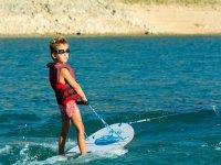Surf en el pantano de El Burguillo 1 hora