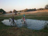 Incontro a Doñana a cavallo