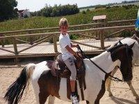 Il più piccolo pony di Doñana