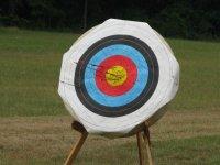 课程射箭+射击游戏。