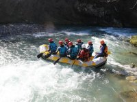 Rafting en el Sella 2 horas